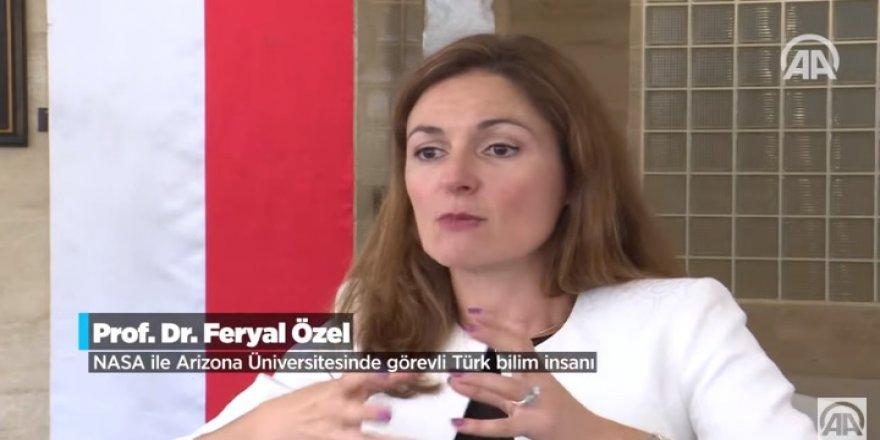 NASA'daki tek Türk profesör görüntülenen kara deliklerin sırrını anlattı
