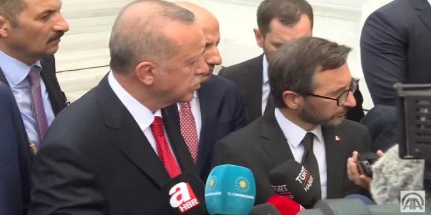 Erdoğan: İdlib'le ilgili gelişmeler bizim istediğimiz noktada değil!