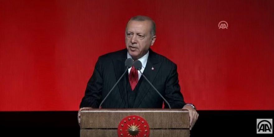 Erdoğan: İki hafta içinde sonuç çıkmazsa kendi hareket planlarımızı devreye sokacağız