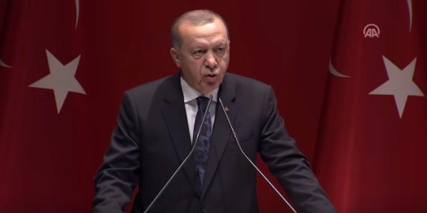Cumhurbaşkanı Erdoğan'dan Libya tezkeresi açıklaması