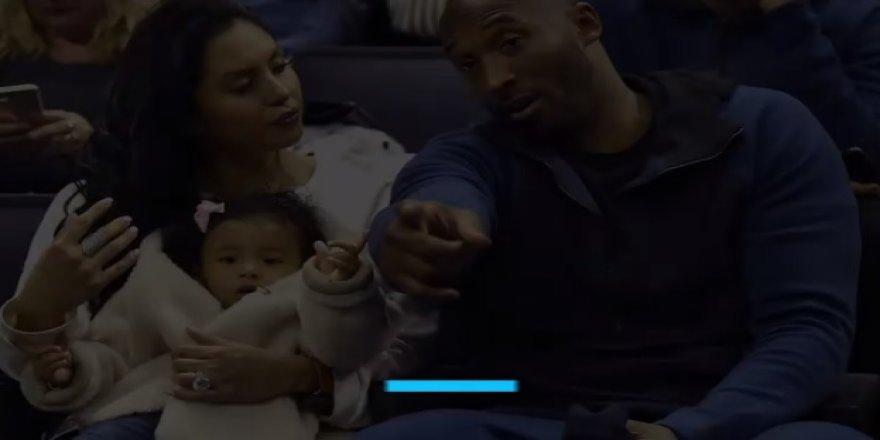 'Basketbolda İlklerin Adamı KOBE BRYANT'
