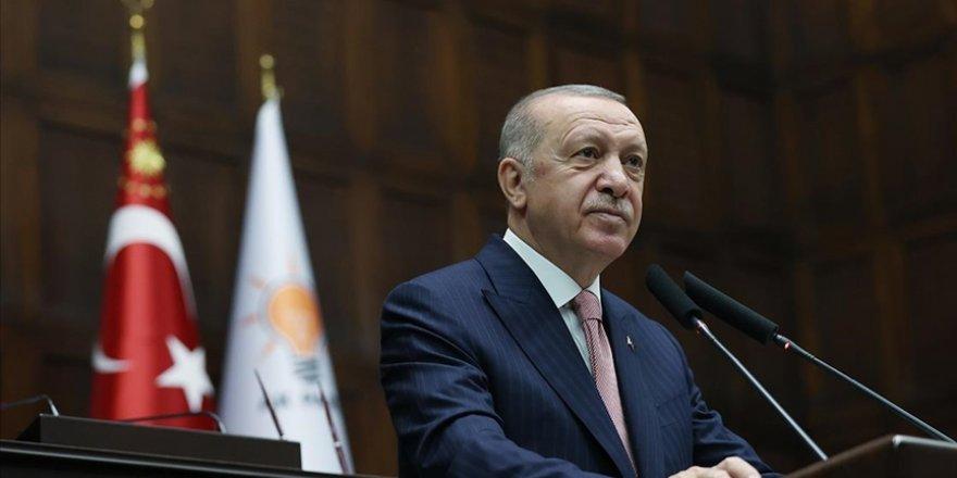 Erdoğan: Cumhur İttifakının derdi evlatlarımıza büyük ve güçlü bir Türkiye bırakmaktır