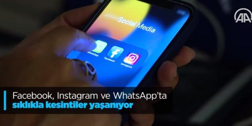 5 soruda Facebook, Instagram ve WhatsApp'ta yaşanan kesinti